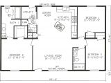 3 Bedroom 2 Bath Mobile Home Floor Plans 2 Bedroom 2 Bath Open Floor Plans Gurus Floor