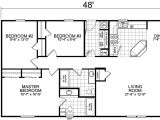 3 Bedroom 2 Bath Mobile Home Floor Plans 3 Bedroom 2 Bath House Plans Homes Floor Plans