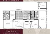 3 Bedroom 2 Bath Mobile Home Floor Plans 3 Bedroom Ranch Floor Plans Large 3 Bedroom 2 Bath