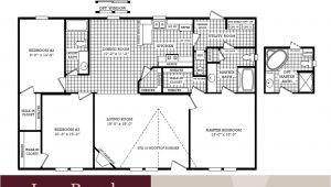 3 Bedroom 2 Bath Mobile Home Floor Plans Lovely Mobile Home Plans Double Wide 6 3 Bedroom 2 Bath