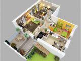 3 Bedroom Home Floor Plans 25 Three Bedroom House Apartment Floor Plans