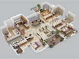 3 Bedroom Home Floor Plans 3 Bedroom Apartment House Plans Futura Home Decorating