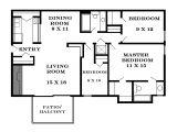 3 Bedroom Home Floor Plans Beautiful Modern 3 Bedroom House Plans Modern House Plan
