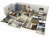 3 Bedroom Home Plans Designs 3 Bedroom Apartment House Plans