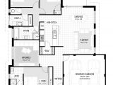 3 Bedroom Home Plans Designs Architecture Design Simple 3 Bedroom House Home Combo