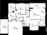 3 Bedroom Homes Floor Plans with Garage One Story House Plans 3 Car Garage House Plans 3 Bedroom