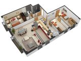 3 Bedroom House Floor Plans with Pictures 3 Bedroom Apartment House Plans