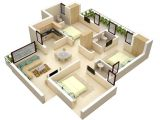 3 Bedroom House Floor Plans with Pictures thoughtskoto