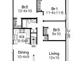 3 Bedroom House Plans Under 1000 Sq Ft 1000 Sq Ft House Plans 3 Bedroom Google Search Bogard