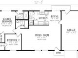 3 Bedroom House Plans Under 1000 Sq Ft 1000 Square Foot House Plans 1500 Square Foot House Small