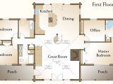 3 Bedroom Log Cabin House Plans New 3 Bedroom Log Cabin Floor Plans New Home Plans Design