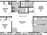 3 Bedroom Manufactured Homes Floor Plans Best Of 2 Bedroom Mobile Home Floor Plans New Home Plans