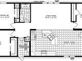 3 Bedroom Manufactured Homes Floor Plans Large Manufactured Homes Large Home Floor Plans