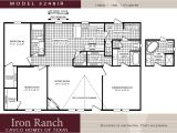 3 Bedroom Mobile Home Floor Plans Lovely Mobile Home Plans Double Wide 6 3 Bedroom 2 Bath