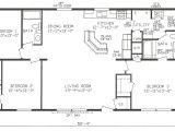 3 Bedroom Mobile Home Floor Plans Mobile Home Blueprints 3 Bedrooms Single Wide 71
