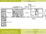 3 Bedroom Mobile Home Floor Plans Scotbilt Mobile Home Floor Plans Singelwide Single Wide