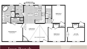 3 Bedroom Modular Home Floor Plans 3 Bedroom Modular Home Floor Plans Cottage House Plans
