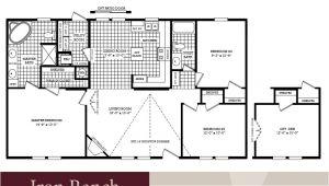 3 Bedroom Modular Home Floor Plans 3 Bedroom Modular Home Floor Plans Cottage House Plans