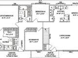 3 Bedroom Open Floor Plan Home Open Concept Ranch Floor Plans Homes Floor Plans