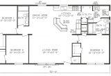 3 Bedroom Single Wide Mobile Home Floor Plans Mobile Home Blueprints 3 Bedrooms Single Wide 71