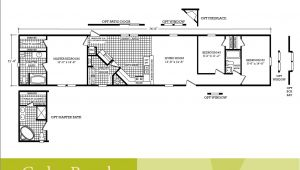 3 Bedroom Single Wide Mobile Home Floor Plans Scotbilt Mobile Home Floor Plans Singelwide Single Wide