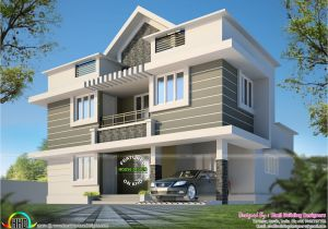 3 Bhk Home Plans 1530 Square Feet 3 Bhk House Plan Kerala Home Design and
