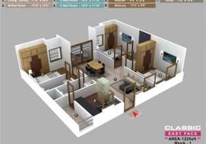 3 Bhk Home Plans 3 Bhk House Layout Plan Home Deco Plans