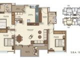 3 Bhk Home Plans Luxury 2 3 Bhk Apartments In Bharuch House Plan for