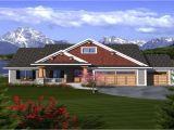 3 Car Garage Ranch Home Plans Craftsman Ranch House Plans with 3 Car Garage Craftsman