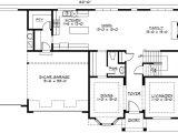 3 Car Tandem Garage House Plans 3rd Floor Loft and A Tandem Garage 23339jd 2nd Floor