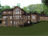 3 Story Lake House Plans House Plans with Walkout Basement House Plan 2017