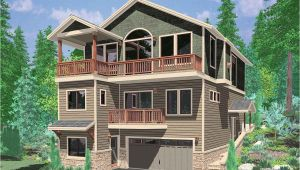 3 Story Lake House Plans Narrow Lot House Plans Building Small Houses for Small Lots