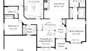 3000 Sq Ft Craftsman House Plans Craftsman Home Plans Under 3000 Square Feet