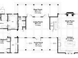 3000 Sq Ft Home Plan Beach Style House Plan 4 Beds 4 50 Baths 3000 Sq Ft Plan