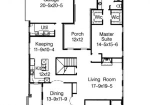 3000 Square Feet Home Plans 3000 Sq Ft House Plans House Design Plans