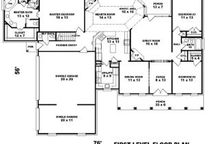 3000 Square Feet Home Plans 3000 Square Foot House Floor Plans House Plans 3000 Square