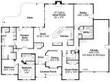 3000 Square Foot Home Plans Ranch Style House Plan 4 Beds 3 00 Baths 3000 Sq Ft Plan