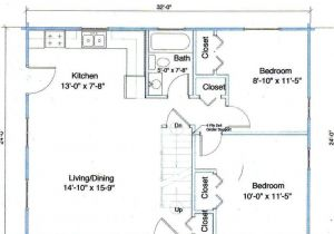 32 X Home Plans Cabin Shell 16 X 36 16 X 32 Cabin Floor Plans Cabin