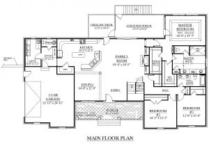3500 Sq Ft Home Plans 3500 Square Feet House Plans