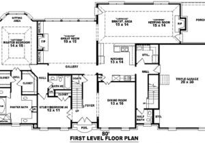 3500 Sq Ft Home Plans Best Of 3500 Sq Ft Ranch House Plans New Home Plans Design
