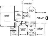 3500 Sq Ft Home Plans Traditional Style House Plan 4 Beds 3 5 Baths 3500 Sq Ft