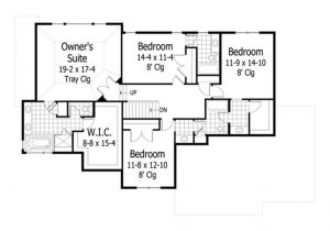 3500 Sq Ft Home Plans Traditional Style House Plan 4 Beds 3 50 Baths 3500 Sq