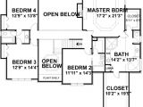 3500 Sq Ft House Plans Two Stories European Style House Plan 5 Beds 4 Baths 3500 Sq Ft Plan