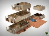 3d Home Floor Plan Design 3d Floor Plan Design Interactive 3d Floor Plan Yantram