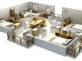 3d Home Floor Plan Design Impressive Floor Plans In 3d Home Design