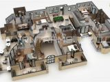 3d Home Plan Creator 3d Floor Plan Interactive 3d Floor Plans Design Virtual