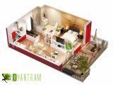 3d Home Plan Design 3d Floor Plan Interactive 3d Floor Plans Design Virtual