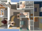 3d House Plans In 1000 Sq Ft 1000 Sq Ft House Plans 3 Bedroom 3d House Style and