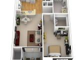 3d House Plans In 1000 Sq Ft 3d Small House Plans Under 1000 Sq Ft with Loft and One