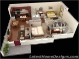 3d House Plans In 1000 Sq Ft House Plans Under 1000 Square Feet 1000 Square Feet 3d